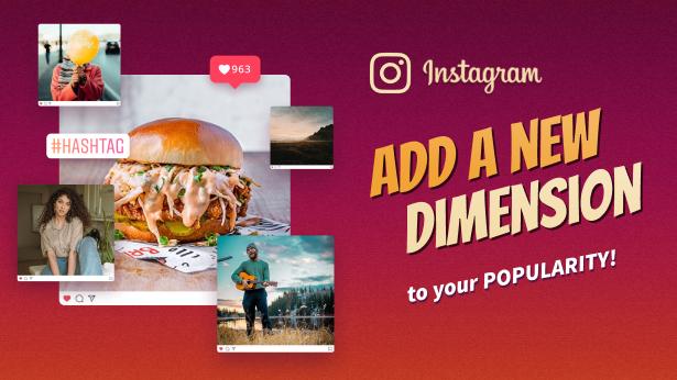 Elementor WordPress-Thema für Blogger Instagram