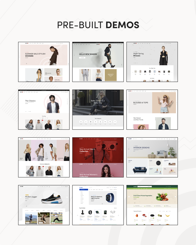 Uomo - Mehrzweck-WordPress-Theme für WooCommerce - 5