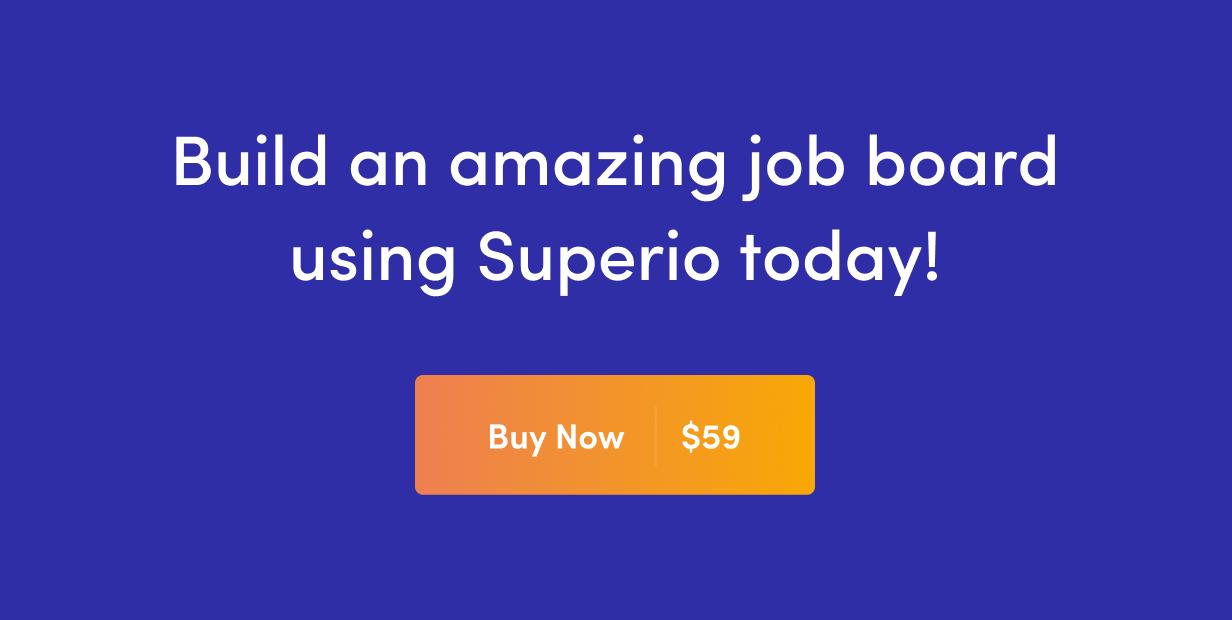 Superio - Job Board WordPress Theme - 14