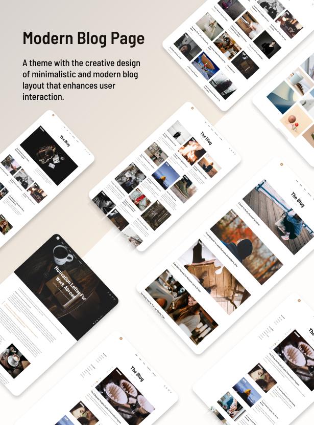 Reviens - Mode WooCommerce WordPress Theme