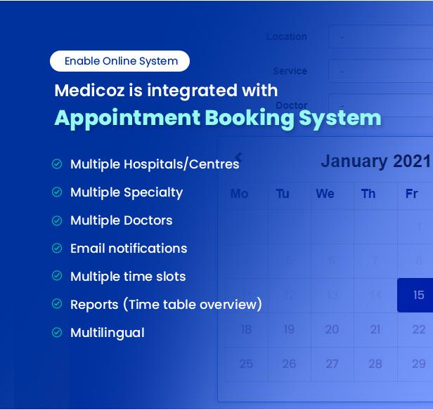 Medicoz - Klinik & Apotheke WordPress Theme - 10