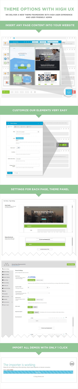 Vixa - WordPress Theme