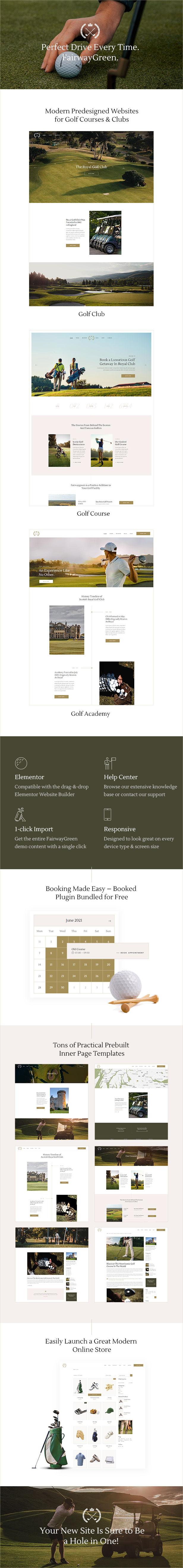 FairwayGreen - Golfclub - 2