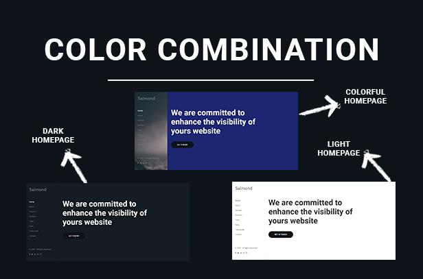 Farbkombination