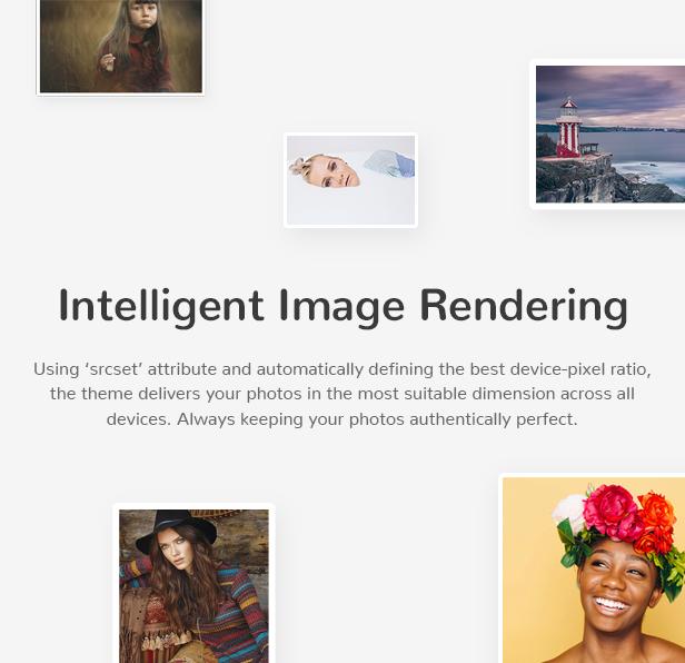 Nifty Fifty Fotografie WordPress Theme - 6