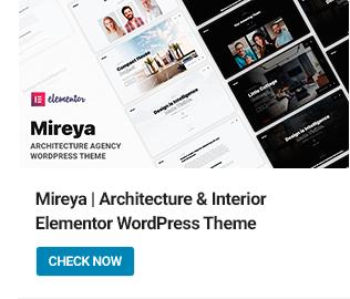 Mireya WordPress-Theme