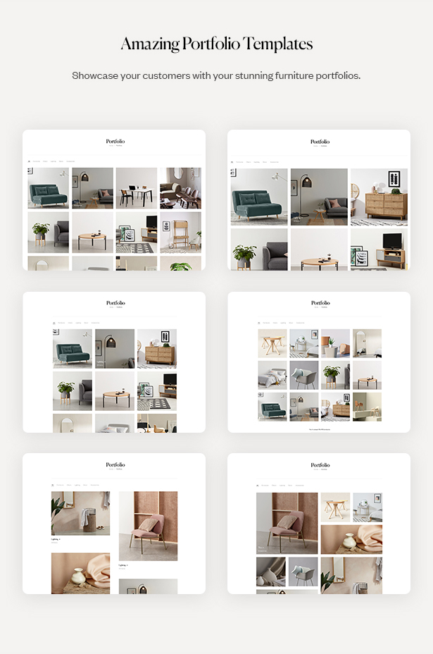 Umimo - Möbelgeschäft WordPress Theme
