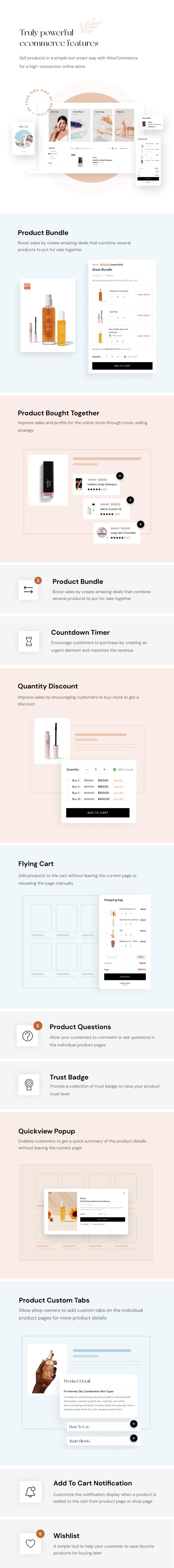 Makeaholic - Beauty Cosmetics WordPress Theme - 5