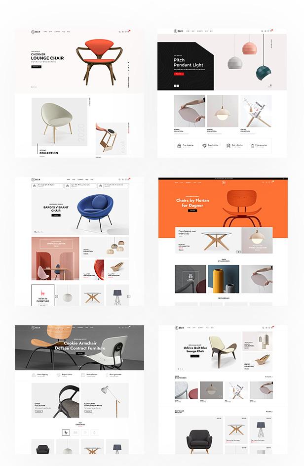 Celik - Möbel WooCommerce Theme - 5