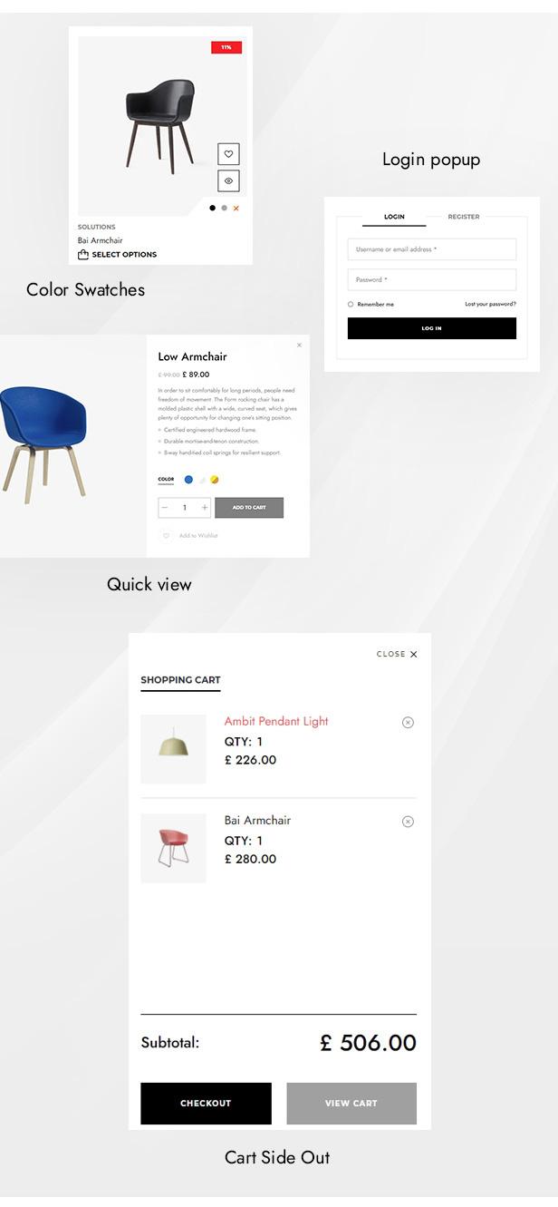 Celik - Möbel WooCommerce Theme - 8