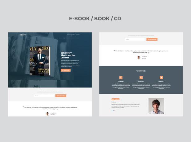 Hirogaki E-Book, Buch und CD