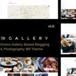 Galerie - Blogging & Envira WordPress Template